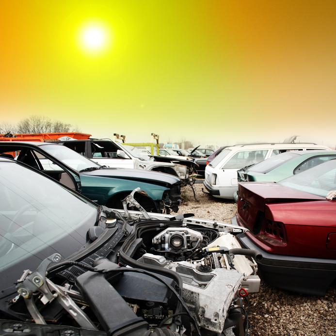 Easy car scrap - scrap a car for cash